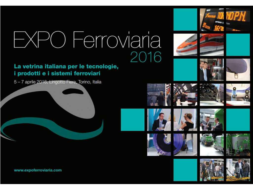 EXPO FERROVIARIA 2016